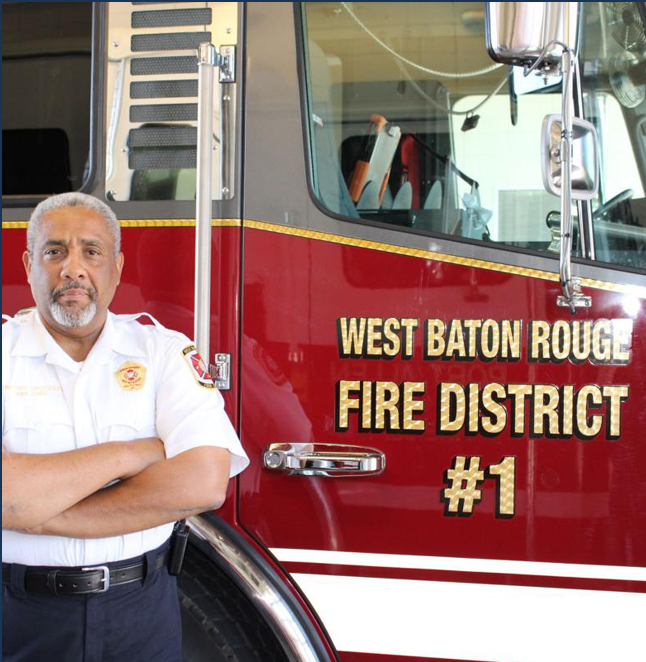 Parish Fire District welcomes 'new era' under Chief Crockett