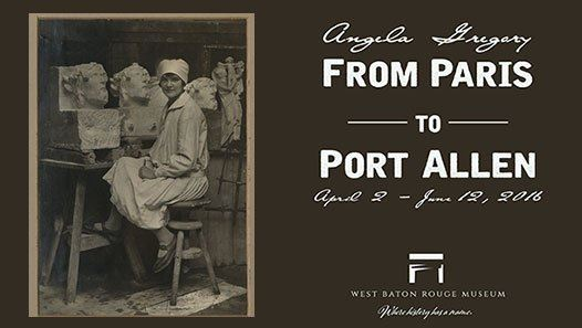 Angela Gregory - From Paris to Port Allen