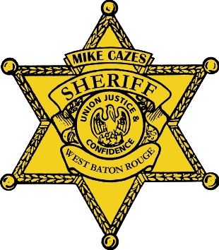 Mike Cazes Sheriff West Baton Rouge